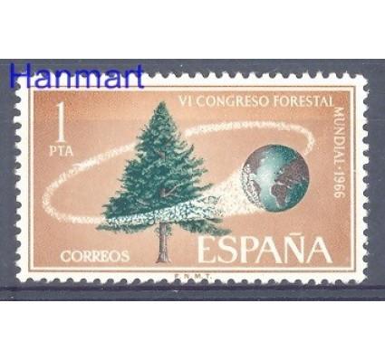 Znaczek Hiszpania 1966 Mi 1622 Czyste **