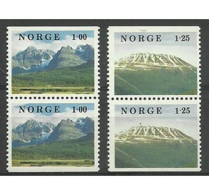 Znaczek Norwegia 1978 Mi 771-772DoDu Czyste **