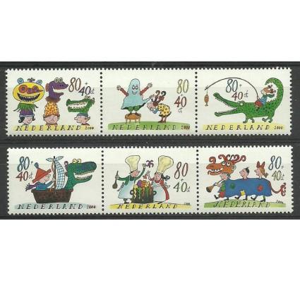 Znaczek Holandia 2000 Mi 1826-1831 Czyste **