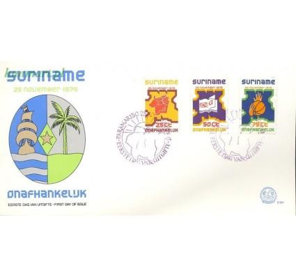 Znaczek Surinam 1975 FDC