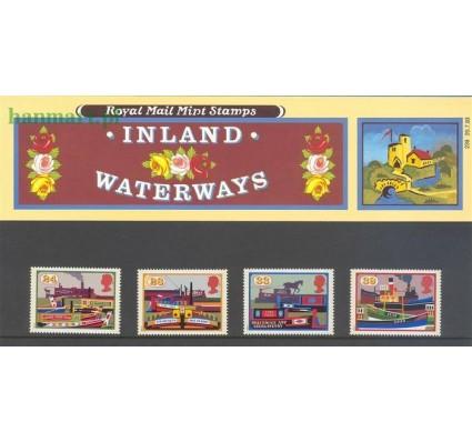 Znaczek Wielka Brytania 1993 Mi 1459-1462 Czyste **