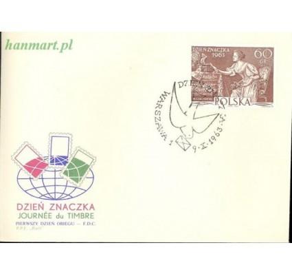 Znaczek Polska 1963 Mi 1433 Fi 1285 FDC