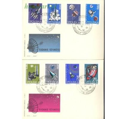 Znaczek Polska 1964 Mi 1553-1560 Fi 1404-1411 FDC