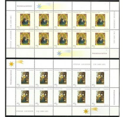 Znaczek Niemcy 2005 Mi ark 2492-2493 Czyste **