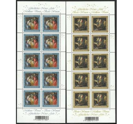 Znaczek Belgia 2004 Mi ark 3381-3382 Czyste **
