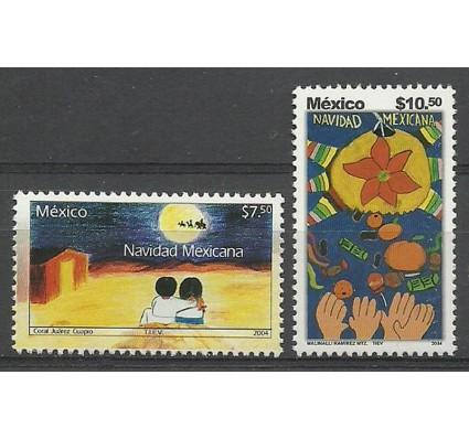 Znaczek Meksyk 2004 Mi 3102-3103 Czyste **