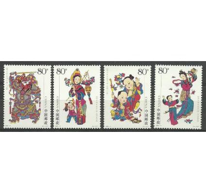 Znaczek Chiny 2005 Mi 3613-3616 Czyste **