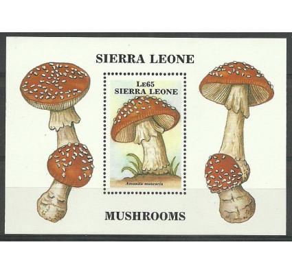 Znaczek Sierra Leone 1988 Mi bl 75 Czyste **