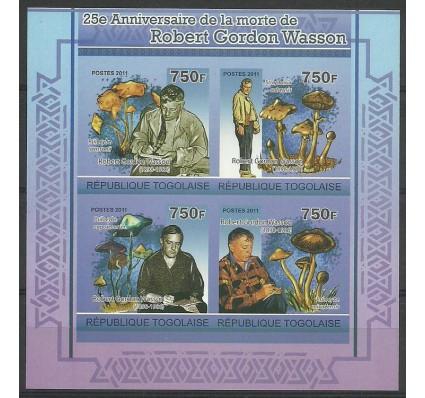 Znaczek Togo 2011 Mi ark 3964-3967B Czyste **