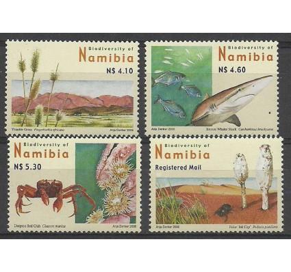 Znaczek Namibia 2008 Mi 1296-1299 Czyste **