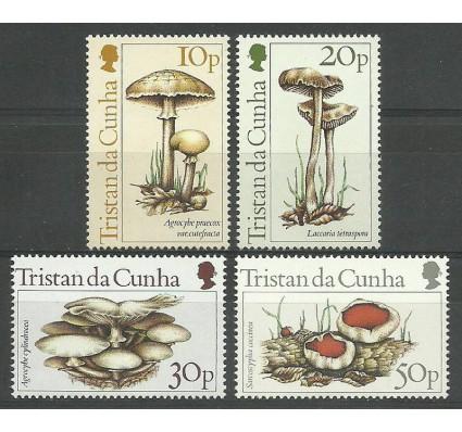 Znaczek Tristan da Cunha 1984 Mi 365-368 Czyste **