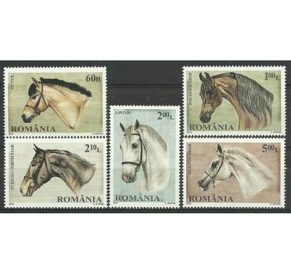 Znaczek Rumunia 2010 Mi 6439-6443 Czyste **