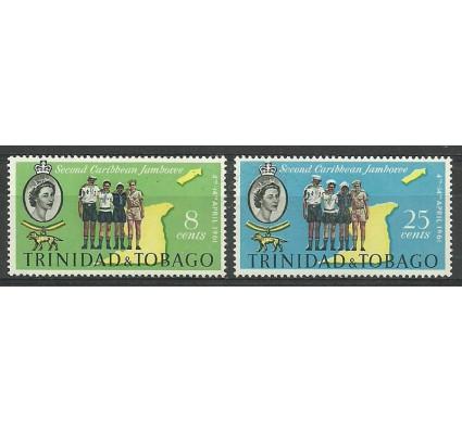 Znaczek Trynidad i Tobago 1961 Mi 187-188 Czyste **