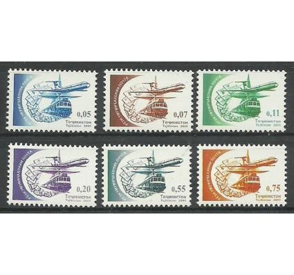 Znaczek Tadżykistan 2005 Mi 402-407 Czyste **