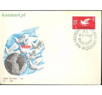 Znaczek Polska 1965 Mi 1582 Fi 1433 FDC
