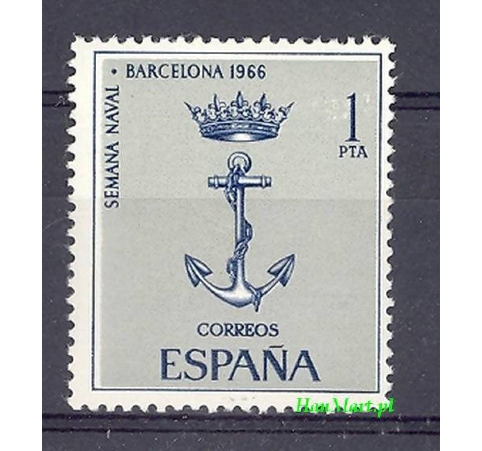Hiszpania 1966 Mi 1624 Czyste **