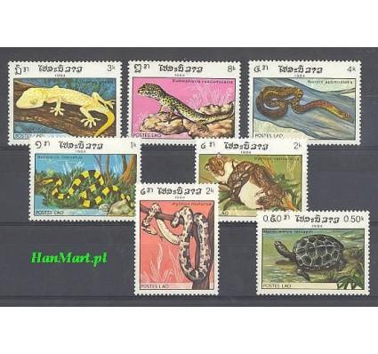 Laos 1984 Mi 773-779 Czyste **