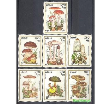 Znaczek Laos 1985 Mi 828-834 Czyste **