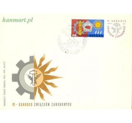 Znaczek Polska 1967 Mi 1769 Fi 1622 FDC