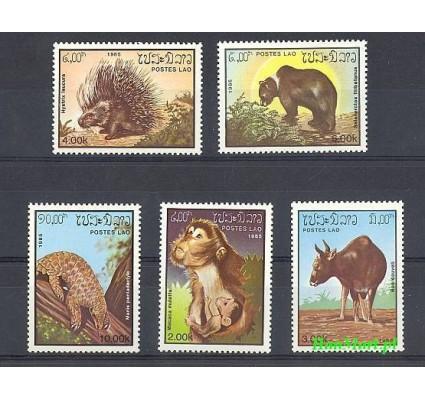 Laos 1985 Mi 846-850 Czyste **