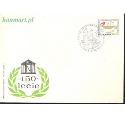Znaczek Polska 1970 Mi 2009 Fi 1862 FDC