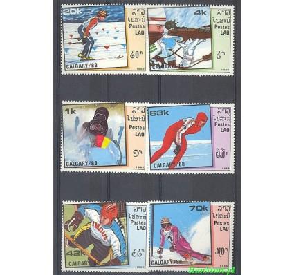 Laos 1988 Mi 1060-1065 Czyste **