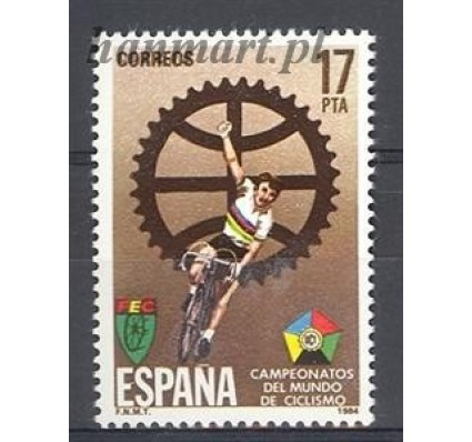 Znaczek Hiszpania 1984 Mi 2653 Czyste **