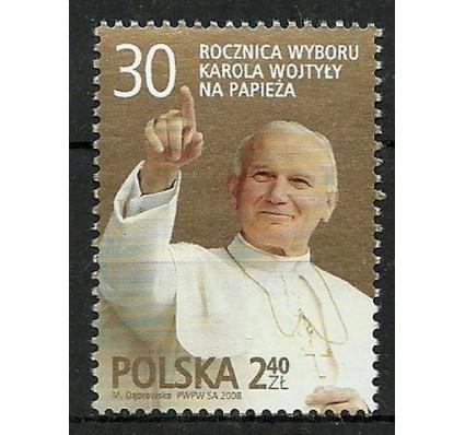 Polska 2008 Mi 4403 Fi 4251 Czyste **