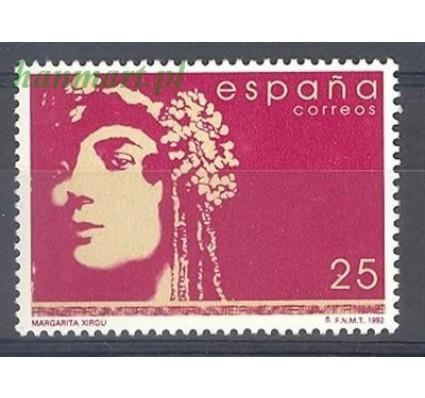 Znaczek Hiszpania 1992 Mi 3025 Czyste **