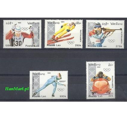 Laos 1991 Mi 1251-1255 Czyste **