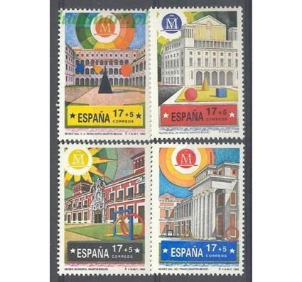 Znaczek Hiszpania 1992 Mi 3089-3092 Czyste **