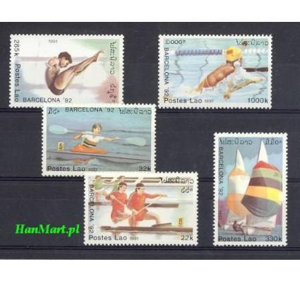 Laos 1991 Mi 1245-1249 Czyste **