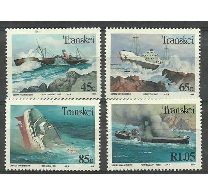Transkei 1994 Mi 315-318 Czyste **