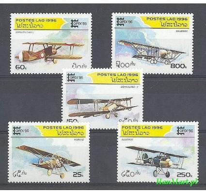 Laos 1996 Mi 1526-1530 Czyste **