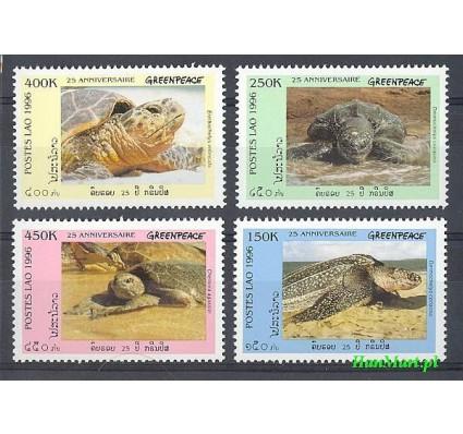 Znaczek Laos 1996 Mi 1547-1550 Czyste **