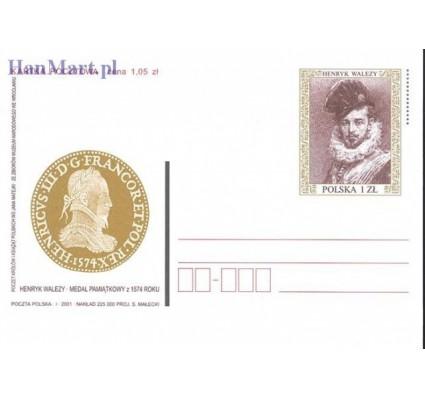 Polska 2001 Fi Cp 1241-1243 Całostka pocztowa