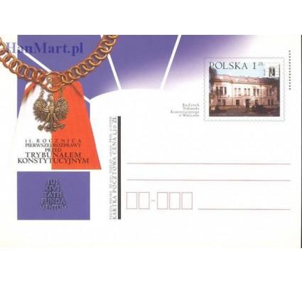 Znaczek Polska 2001 Fi Cp 1247 Całostka pocztowa