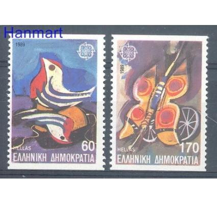 Znaczek Grecja 1989 Czyste **