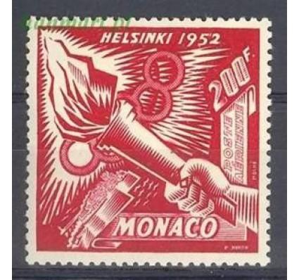 Znaczek Monako 1953 Mi 467 Czyste **