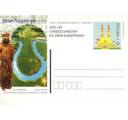 Polska 2001 Fi Cp 1240 Całostka pocztowa