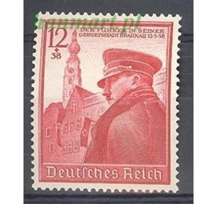 Znaczek Deutsches Reich / III Rzesza 1939 Mi 691 Czyste **