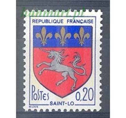Znaczek Francja 1966 Mi 1570y Czyste **