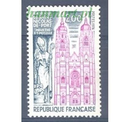 Znaczek Francja 1974 Mi 1891 Czyste **