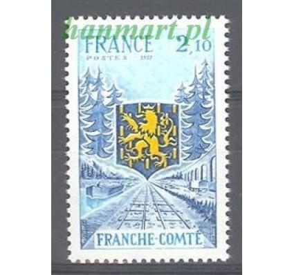 Znaczek Francja 1977 Mi 2006 Czyste **