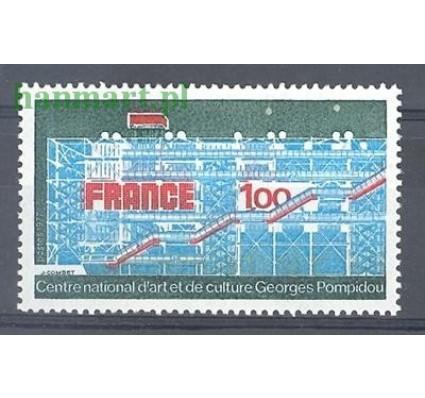 Znaczek Francja 1977 Mi 2010 Czyste **
