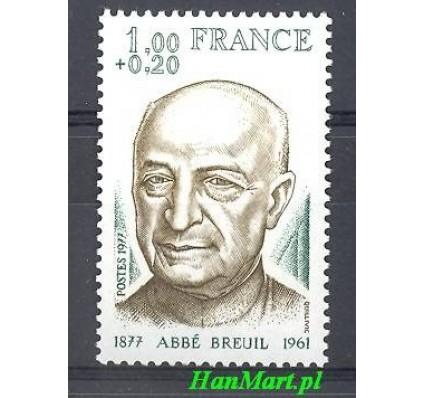 Znaczek Francja 1977 Mi 2050 Czyste **
