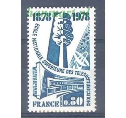 Znaczek Francja 1978 Mi 2068 Czyste **