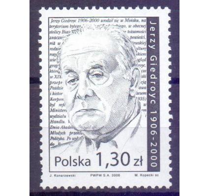 Znaczek Polska 2006 Mi 4252 Fi 4102 Czyste **
