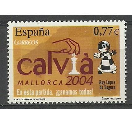 Hiszpania 2004 Mi 3936 Czyste **
