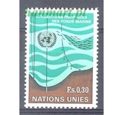 Znaczek Narody Zjednoczone Genewa 1971 Mi 15 Czyste **